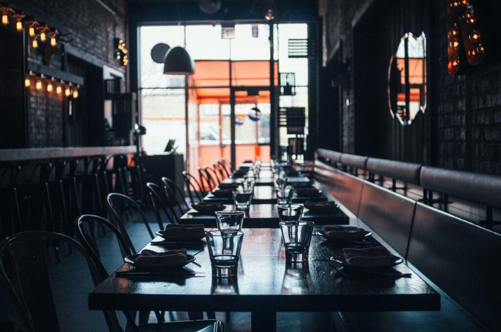 Рестораны, кафе, бары